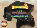 Hyperspin Arcade Systems Gaming PC BASIC 4TB